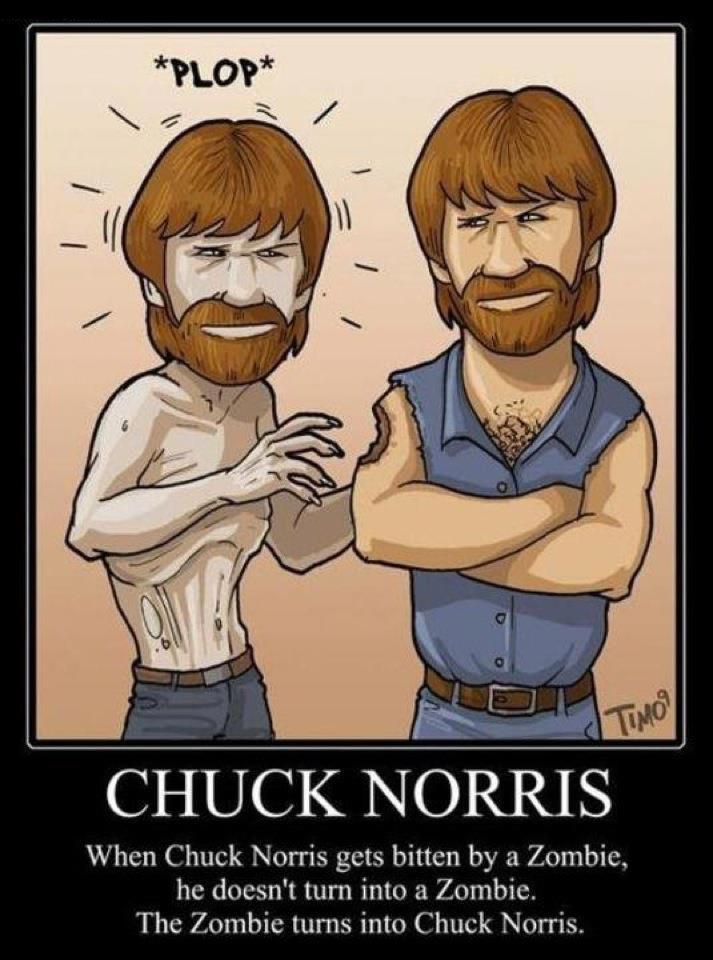 Cool joke chuck norris joke plop i will find you later